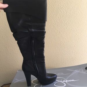 Jessica Simpson Boots. Size 8.